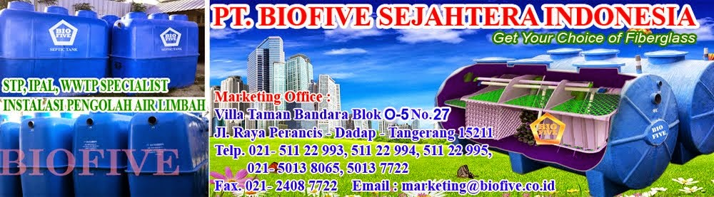 Septic tank biotech, septic tank Biofive, Toilet portable