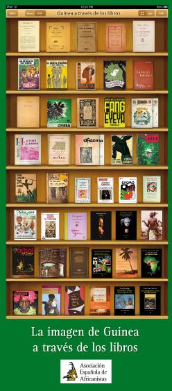La imagen de Guinea a través de los librosExposición Guinea a través de los libros, José Ramón Trujillo