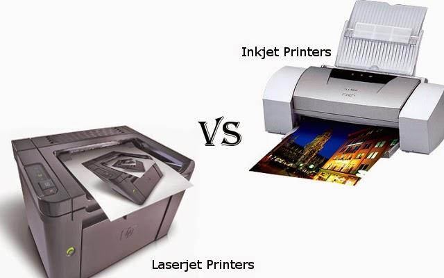 Inkjet Printers VS the Printer Toner (Laserjet)