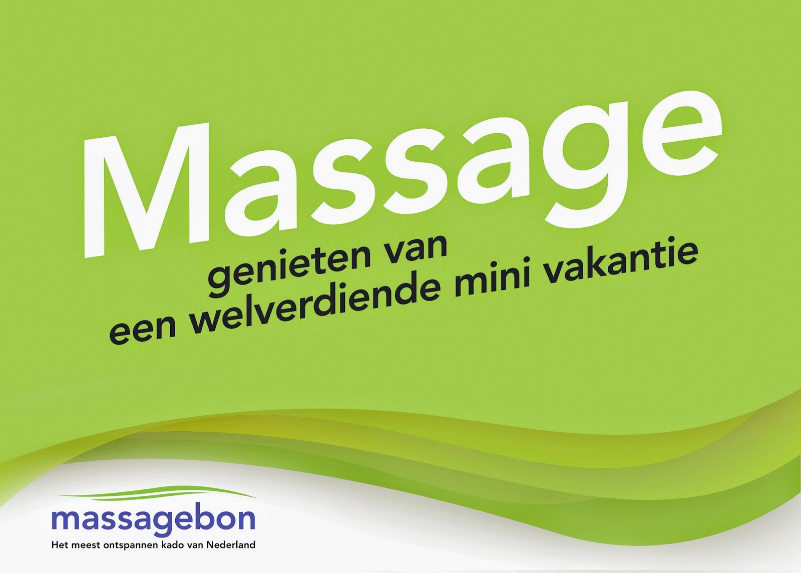 Massage e-book gratis bij een massagebon