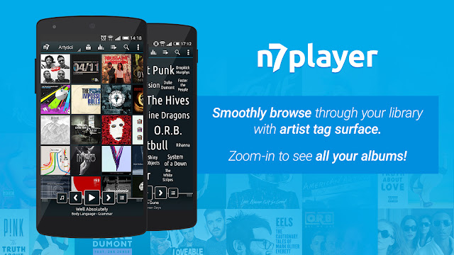 Download n7player Music Player Premium v2.5.0 Cracked Apk For Android
