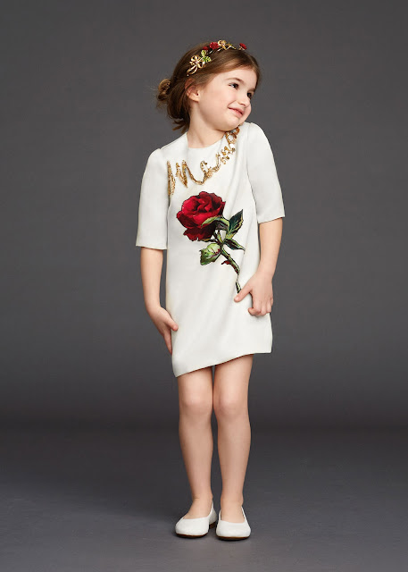 Dolce and gabbana winter 2016 child collection Блог Вся палитра впечатлений Paletteofimpression blog