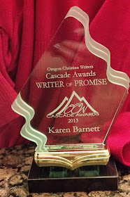 Writer Of Promise Award