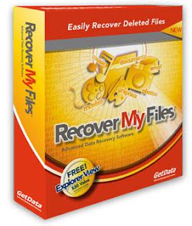 تحميل برنامج استرجاع الملفات المحذوفة مجانا Download Recover My Files