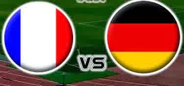 Prediksi Skor Pertandingan Babak 8 Besar Piala Dunia 04/07/2014 Prancis vs Germany