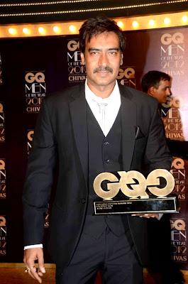 Ajay Devgn - GQ Men of the Year 2012