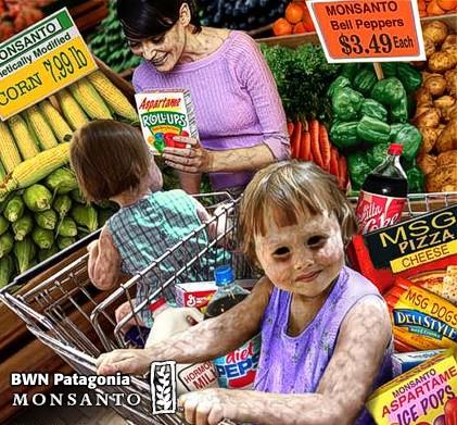Monsanto: Sus agroquimicos y alimentos transgénicos son una sentencia de muerte para la humanidad Nuevo-2