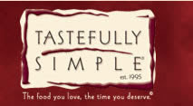 Tastefully Simple - Independent Consultant Tiffanie Whitby