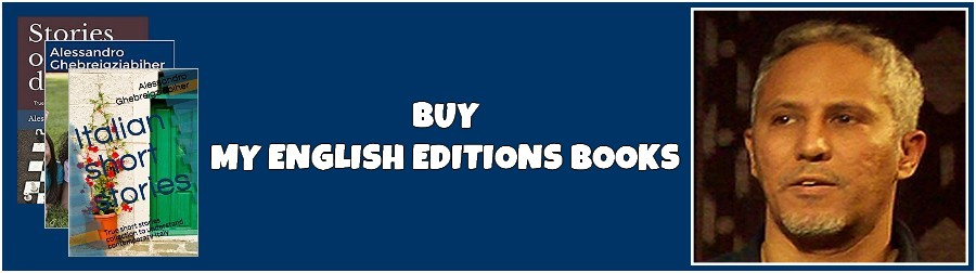 Buy my English editions books