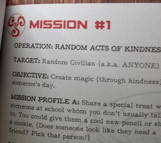society of secret seasonkeepers field guide page 3
