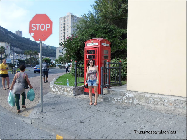 telefono Gibraltar