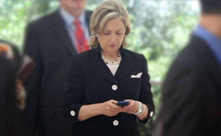 Hillary Clinton's Phone Hacked by German intelligence Agency