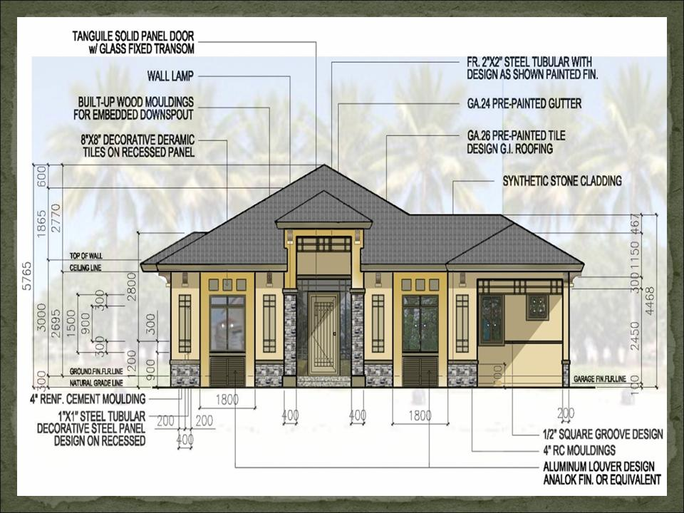 Architectural Home Designs In Philippines