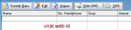 Software SMS Masal