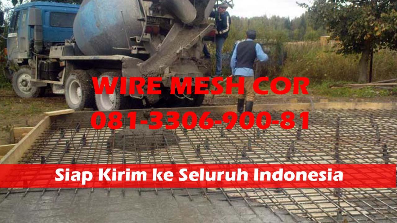 Jual Wiremesh M12 Kirim ke Pasuruan Jawa Timur