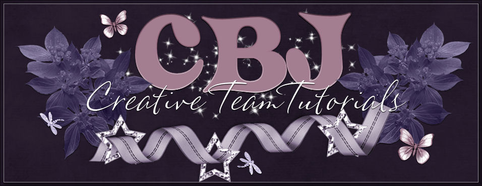 ♥CBJ CREATIVE TEAM TUTORIAL'S♥