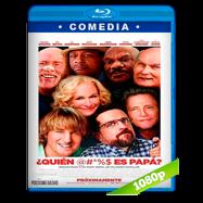 ¿Quién @#*%$ es papá? (2017) BRRip 1080p Audio Dual Latino-Ingles