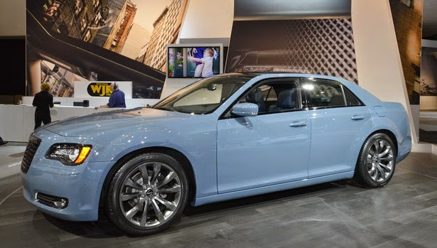 Exactly what outside style will get 2016 Chrysler 300