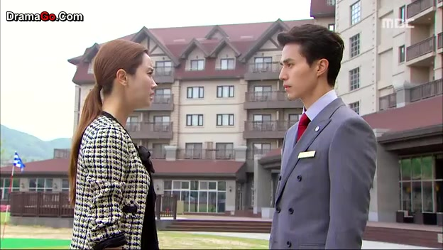 Sinopsis Hotel King episode 14 - part 1
