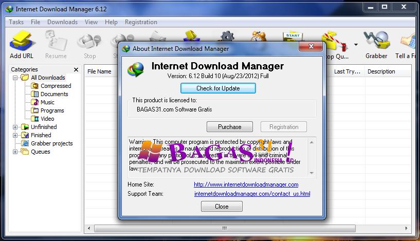 download crack idm bagas31
