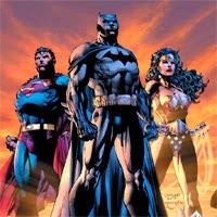 Batman, Superman y Wonder Woman