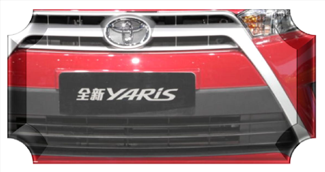 11 Transformasi New Toyota Yaris Facelift 2014