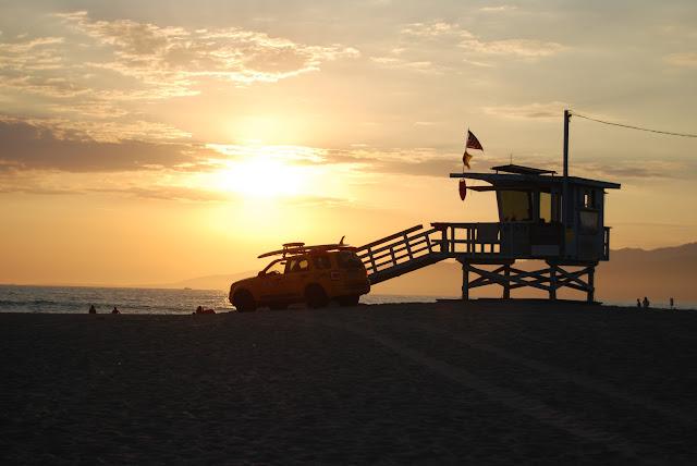 venice beach, loas angeles tatili