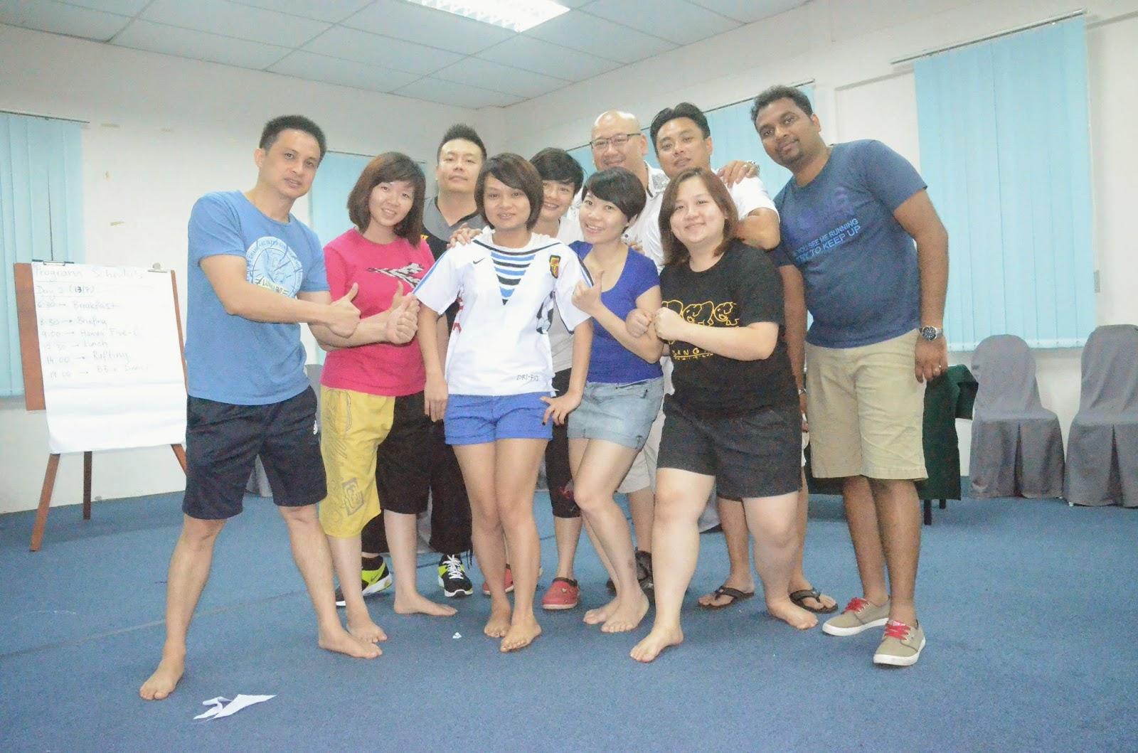 Malaysia Adventure Teambuilding Pangkor - www.malaysia-adventuretours.com