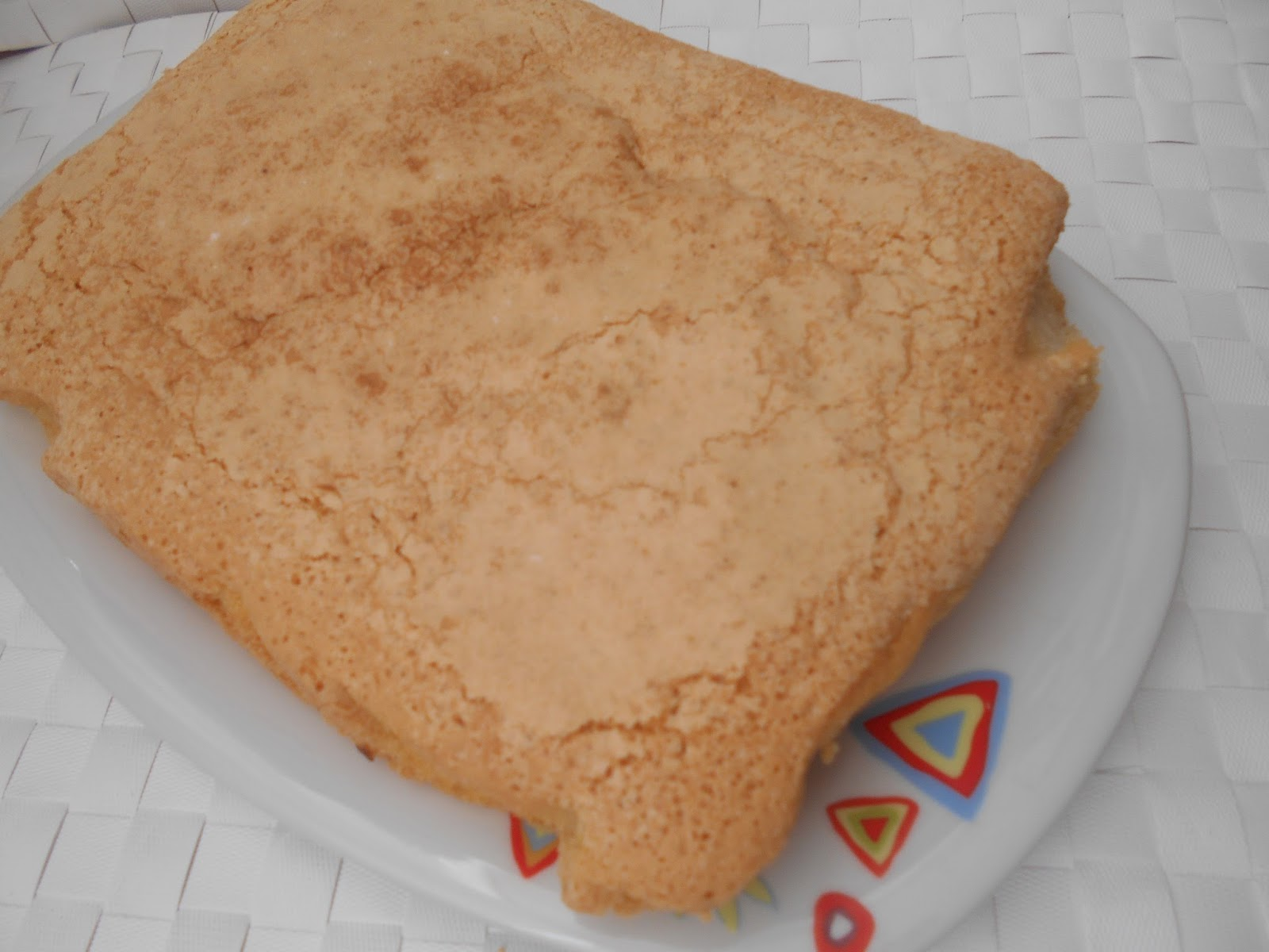 558º receta: BIZCOCHO ESPONJOSO DE CANELA RECETA DE PACO