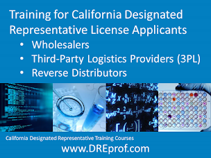 California Designated Representative Training Course - Affidavit