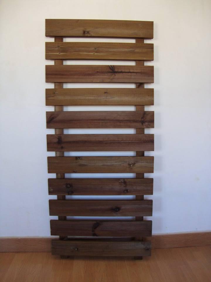 Celosia de madera for Celosia de madera para jardin