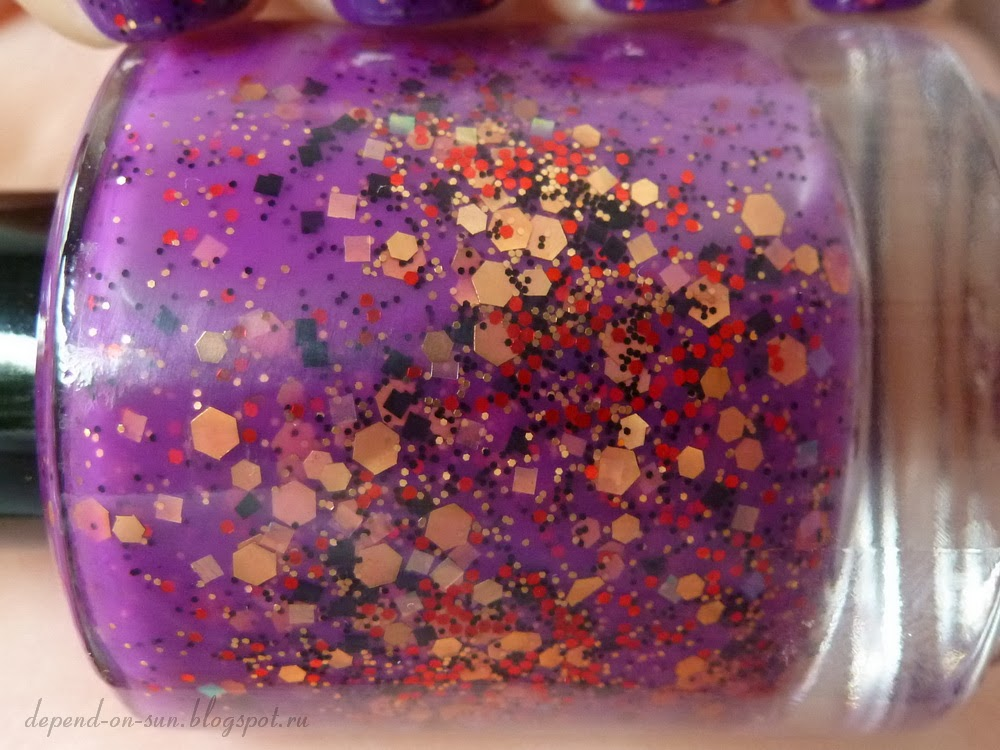 Nail pattern boldness Hello, Sweetie