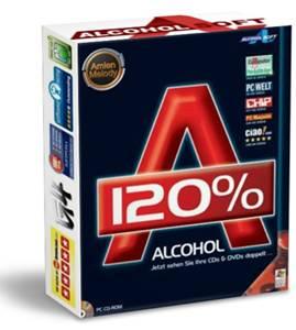 Alcohol 120% v2.0.2 Crack Patch Download
