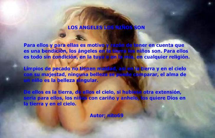 LOS ANGELES LOS NIÑOS SON