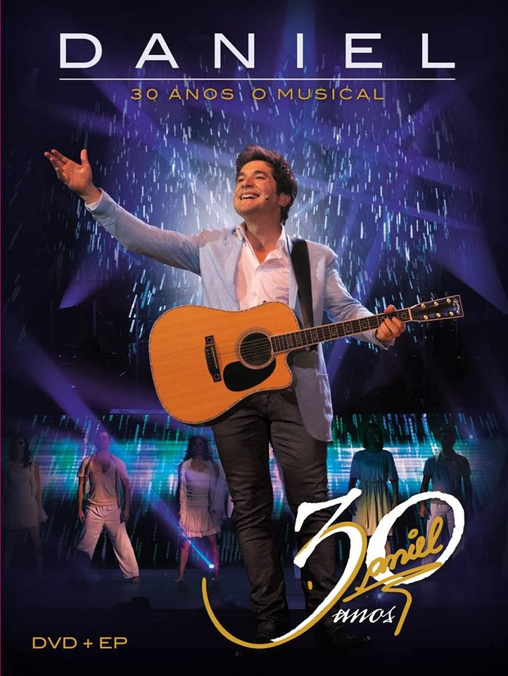 Daniel - 30 Anos, o Musical  (Audio DVD) (2013)