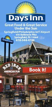 Days Inn Springfield.Phladelphia Int'l Airport