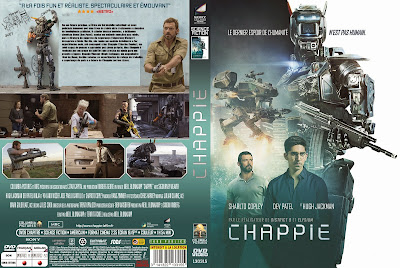 Torrent - Chappie Blu-ray 720p Dual Áudio 5.1 (2015)