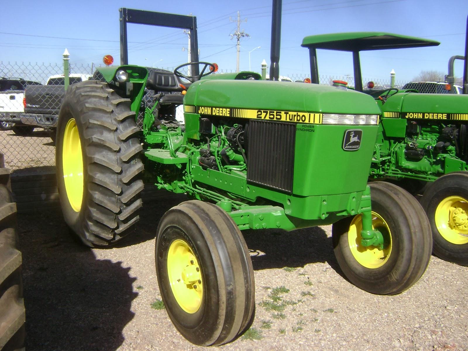 Maquinaria Agricola Industrial  Tractor John Deere 2755  15 500 Dlls  El Mejor A Este Precio