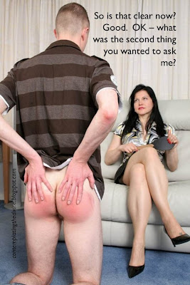 Spanked to agreement