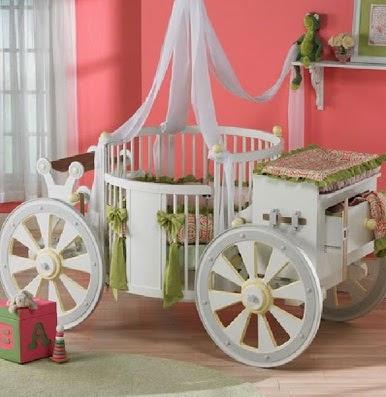 Kamar Tidur Bayi Minimalis Model 4