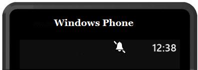 How to keep Windows Phone in silent mode