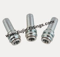 LIUJIN hydraulic hose fitting,hose fittings,hydraulic adapters