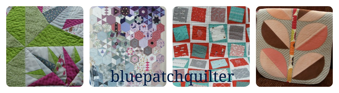 bluepatch quilter