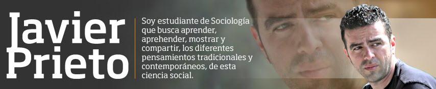 Javier Prieto Sociología