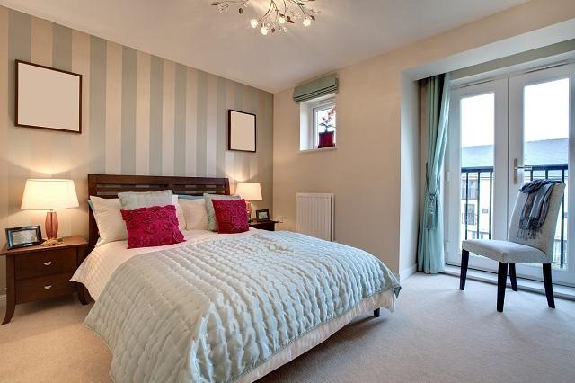 Papel tapiz para dormitorios for Ver modelos de dormitorios