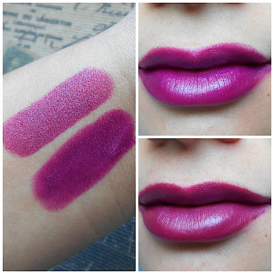 Drugstore Alternative To Urban Decay Matte Revolution Lipstick in After Dark