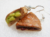 Apple /Cherry Pie Earrings