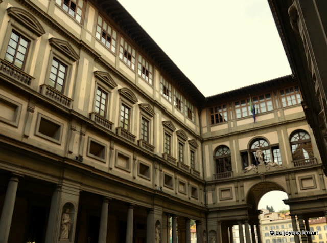Florence - Galerie des Offices