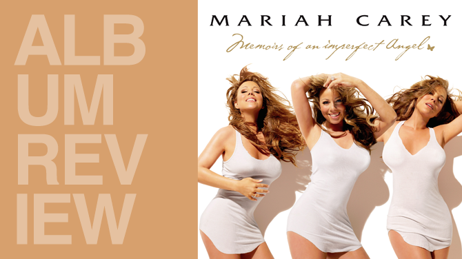 Mariah Carey - Memoirs of an imperfect angel | Random J Pop