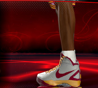 Nike Zoom Hyperdunk 2011 NBA 2K13 Edition